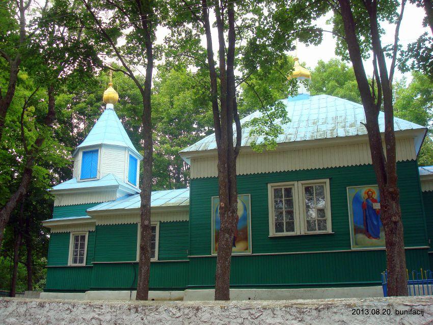Церковь Николая Чудотворца, Заборье