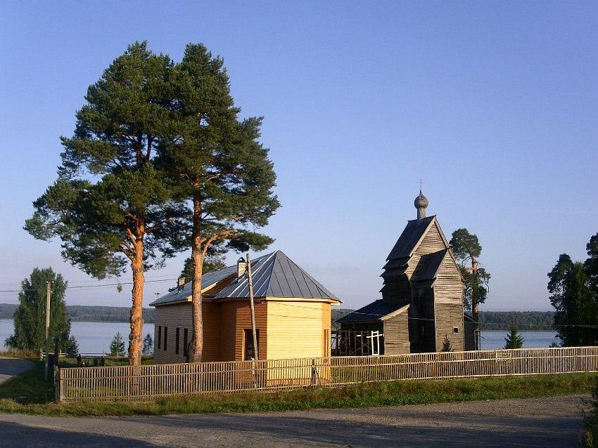 Александро-Свирский монастырь. Георгиевский скит, Родионово