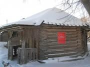 Мышкин. Народный этнографический музей. Церковь Троицы Живоначальной из села Кривец