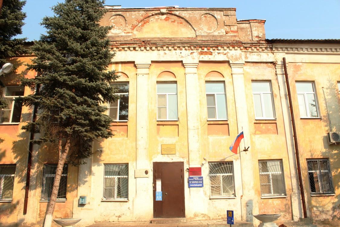 Церковь Елисаветы при  Вдовьем доме, Белёв