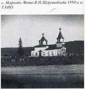 Церковь Троицы Живоначальной - Марково - Усть-Кутский район - Иркутская область