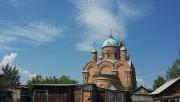 Церковь Казанской иконы Божией Матери - Пономарёвка - Пономарёвский район - Оренбургская область