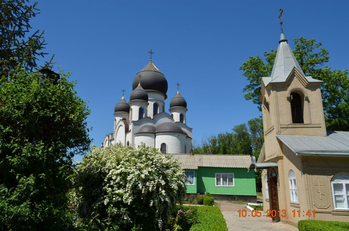 Женский монастырь Марфы и Марии, Хаджимус