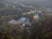 Троицкий Сахарнянский монастырь - Сахарна - Резинский район - Молдова