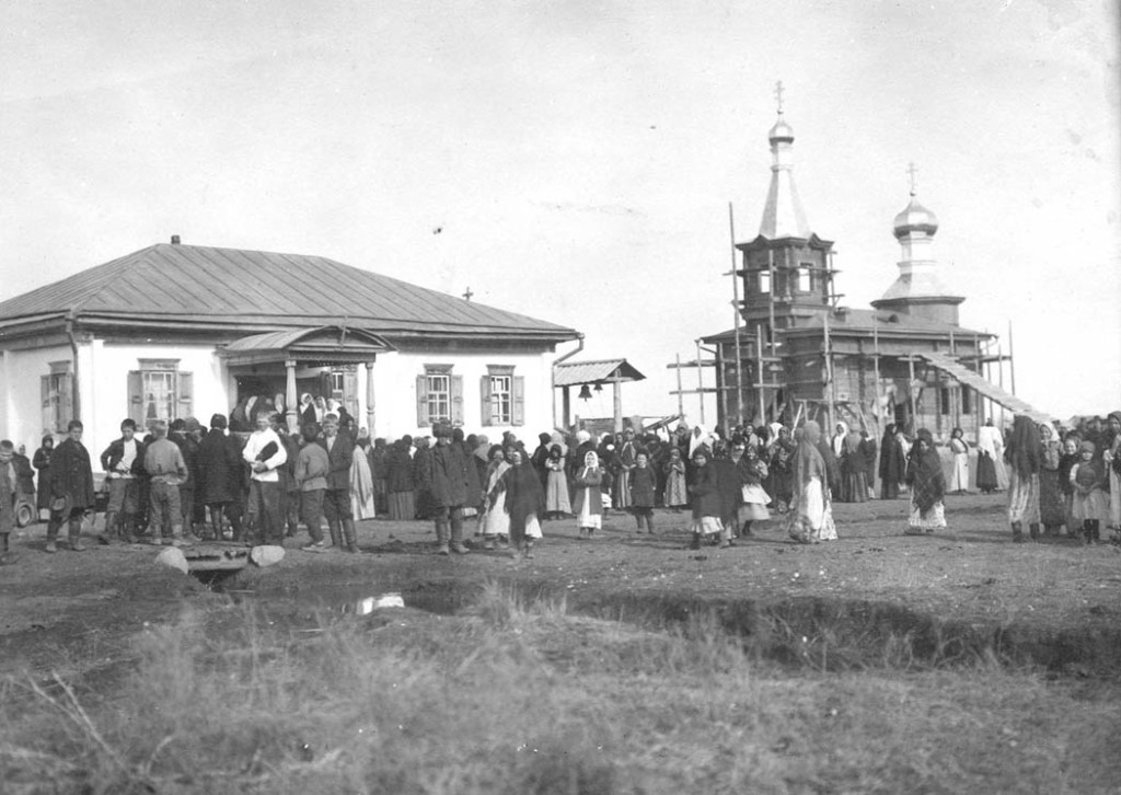 Церковь Александра Невского, Саймасай (Александровка)