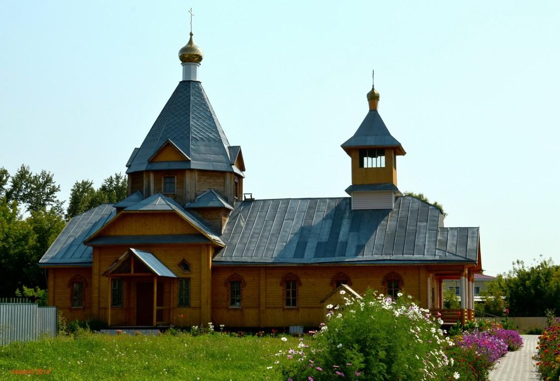 Церковь Николая Чудотворца, Новоегорьевское