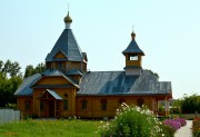 Церковь Николая Чудотворца - Новоегорьевское - Егорьевский район - Алтайский край