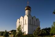 Талдыкорган (Гавриловское). Гавриила Архангела, церковь