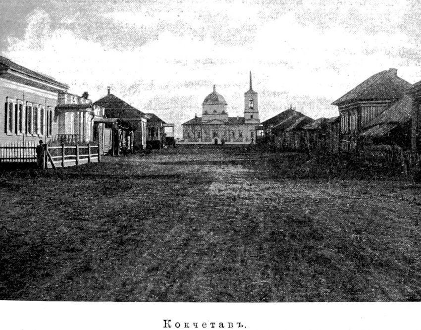 Церковь Михаила Архангела, Пресновка