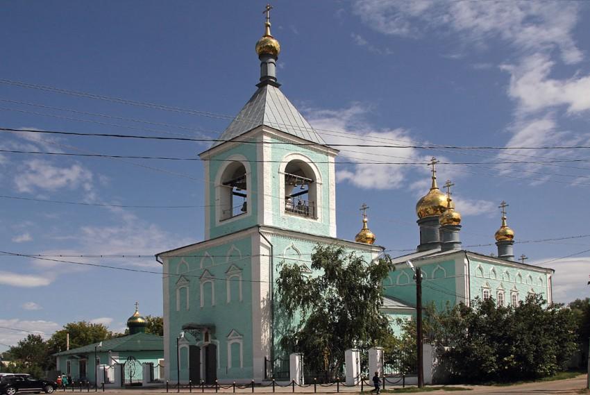 Кафедральный собор Михаила Архангела, Уральск