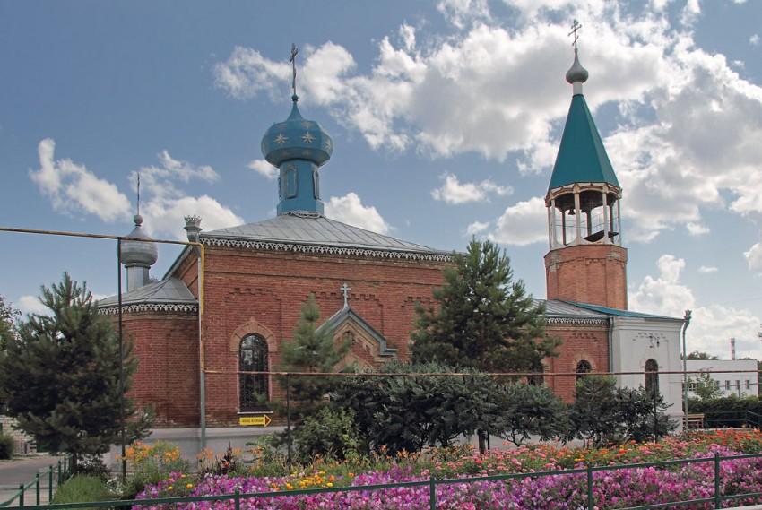 Церковь Николая Чудотворца, Уральск