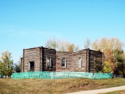 Церковь Богоявления Господня (старая) - Кутёма - Черемшанский район - Республика Татарстан