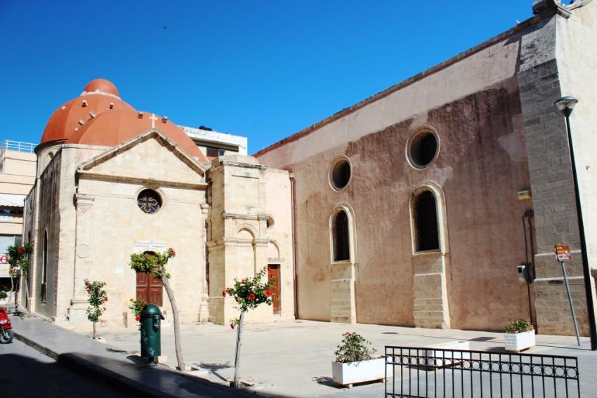 Церковь Екатерины, Ираклион