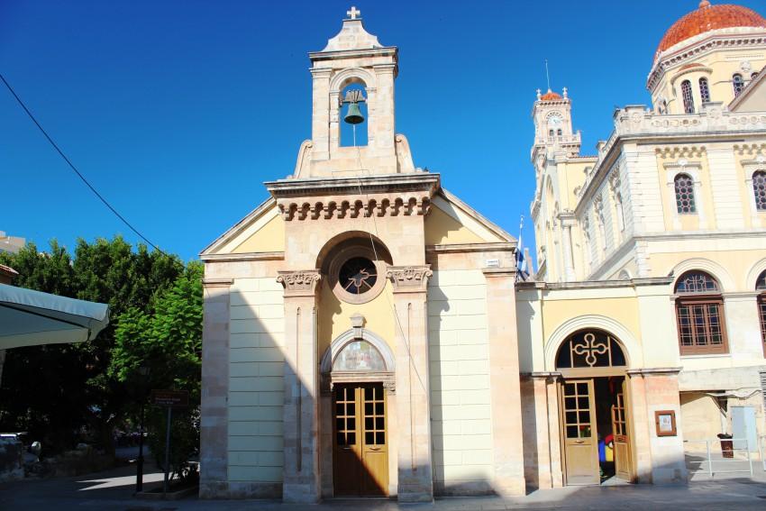 Собор Мины великомученика (старый), Ираклион