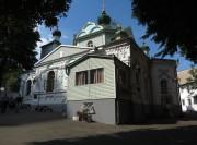 Киев. Вознесения Господня в Демиевке, церковь