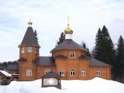 Церковь Петра и Павла - Красный ключ - Нуримановский район - Республика Башкортостан