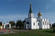 Верх-Катунское. Сергия Радонежского, церковь