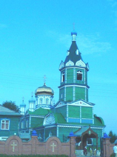 Кафедральный собор Михаила Архангела, Рубцовск