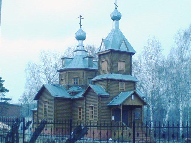 Церковь Покрова Пресвятой Богородицы, Ельцовка