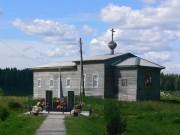 Церковь Георгия Победоносца - Верхняя Паленьга - Холмогорский район - Архангельская область