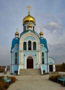 Церковь Михаила Архангела - Малышев Лог - Волчихинский район - Алтайский край