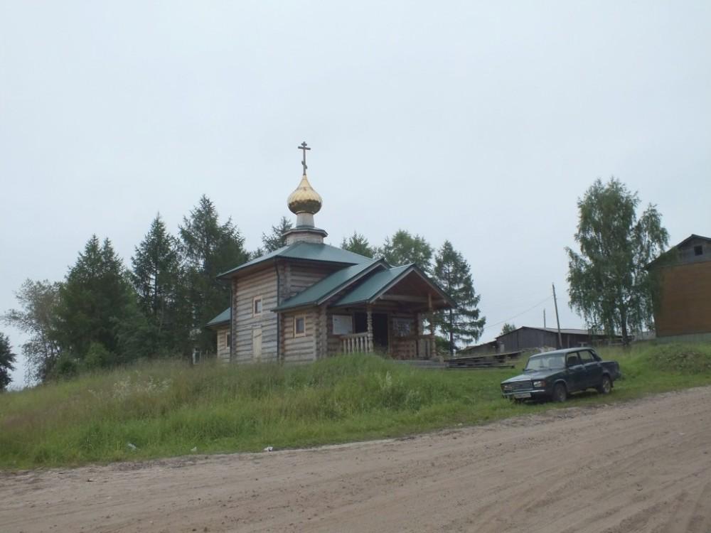 Церковь Сергия Радонежского (строящаяся), Новолавела