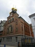 Копенгаген. Александра Невского, церковь