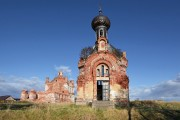 Храмовый комплекс Вытегорского погоста - Анхимово - Вытегорский район - Вологодская область