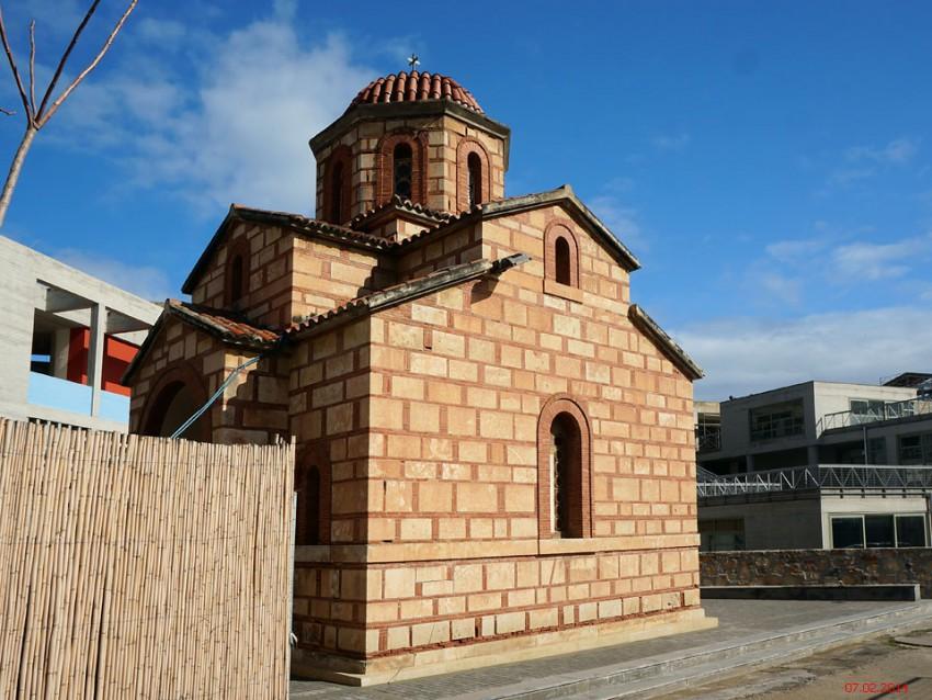 Церковь Андрея Первозванного, Ираклион