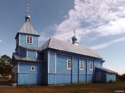 Церковь Спаса Преображения - Новая Попина - Дрогичинский район - Беларусь, Брестская область