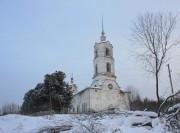Новая Яхреньга. Николая Чудотворца, церковь