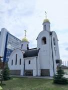 Церковь Димитрия Донского при базе ОМОНа - Строгино - Северо-Западный административный округ (СЗАО) - г. Москва