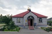 Грязи. Воздвижения Креста Господня (новая), церковь