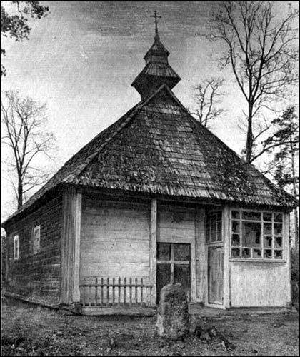 Церковь Анны Праведной, Ялово