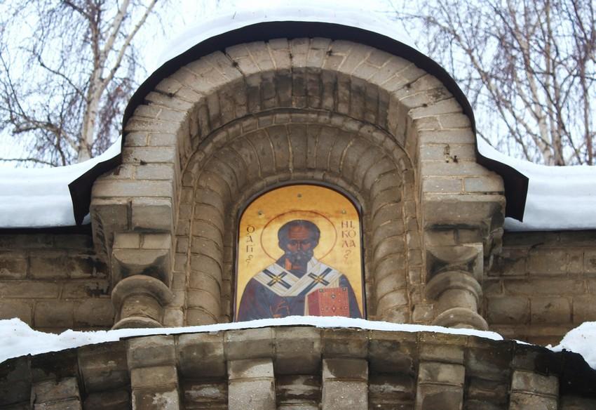 Никольский мужской монастырь, Самара