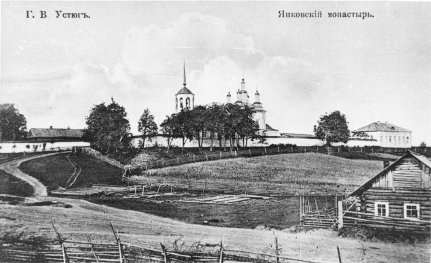 Яиковский Филипповский монастырь, Великий Устюг