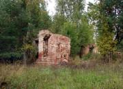 Церковь Михаила Архангела - Подгородье - Кичменгско-Городецкий район - Вологодская область