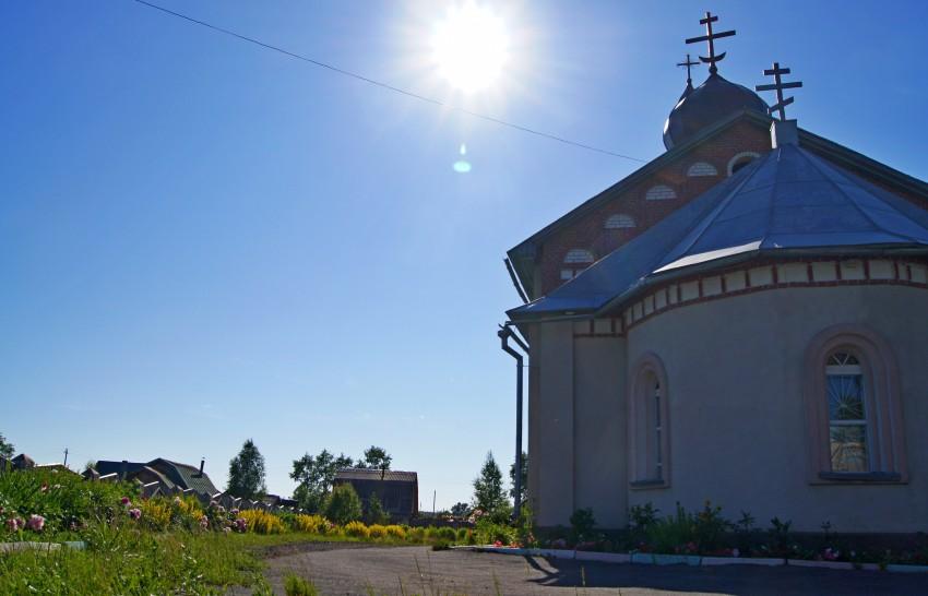Церковь Пантелеимона Целителя, Мураши