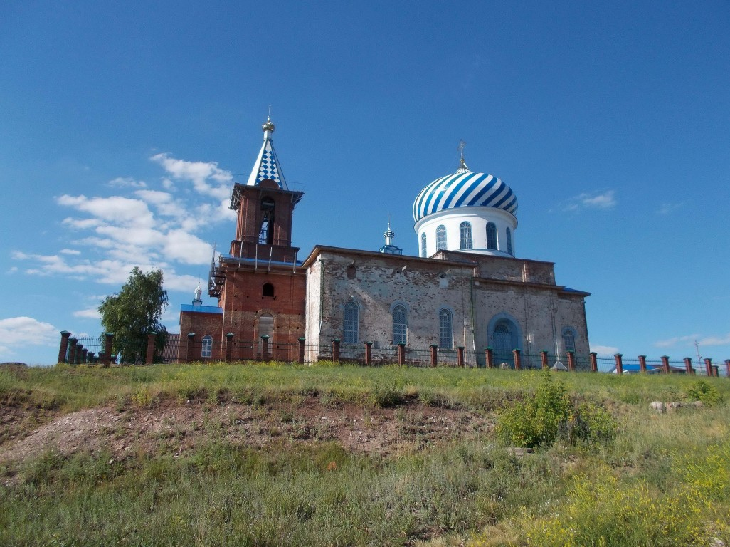 Троицкий женский монастырь, Бирск