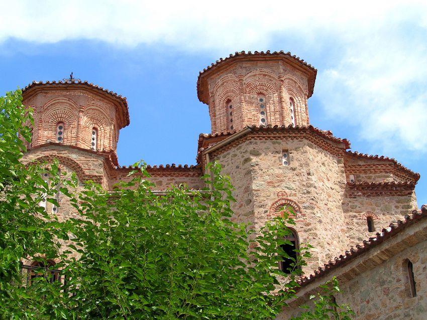 Церковь Всех Святых, Метеоры (Μετέωρα)