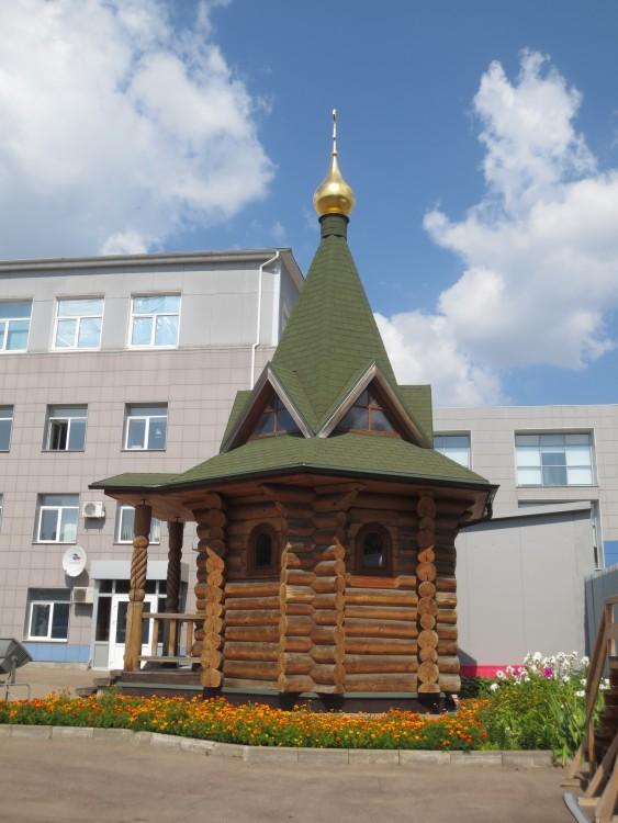 Часовня Серафима Саровского при ОАО Экспостроймаш, Москва