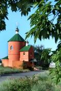 Церковь Пантелеимона Целителя - Качалинская - Иловлинский район - Волгоградская область