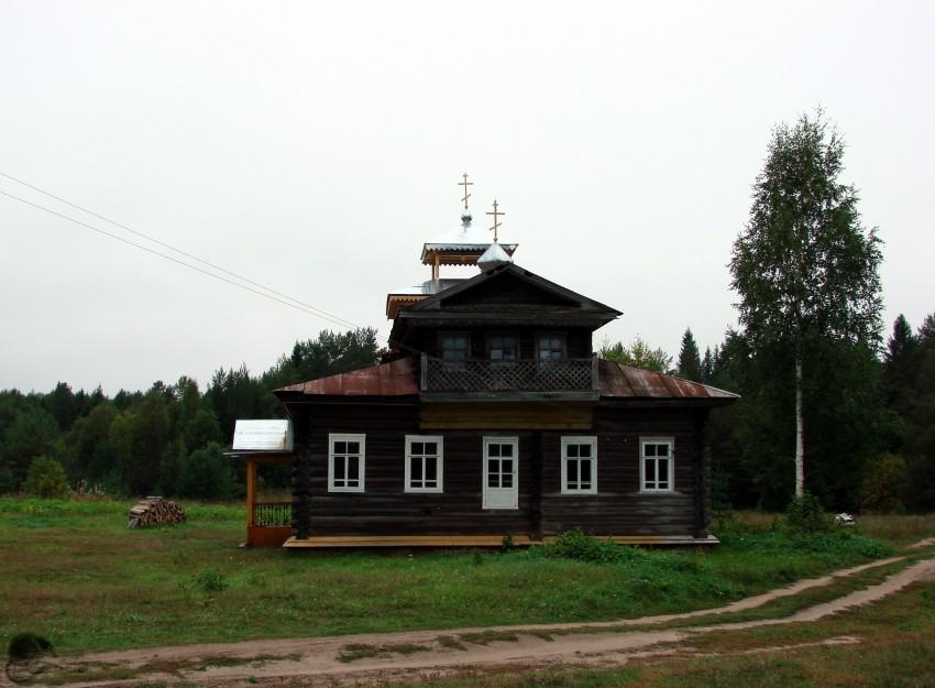 Неизвестная церковь, Подгородье
