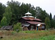 Неизвестная церковь - Подгородье - Кичменгско-Городецкий район - Вологодская область