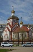 Церковь Всех Святых, в земле Российской просиявших - Волгоград - Волгоград, город - Волгоградская область