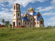 Церковь Илии Пророка - Красновидово - Камско-Устьинский район - Республика Татарстан