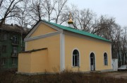 Церковь Силуана Афонского на Безымянке - Самара - Самара, город - Самарская область