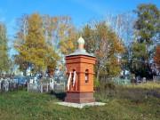 Часовенный столб - Большие Меретяки - Тюлячинский район - Республика Татарстан