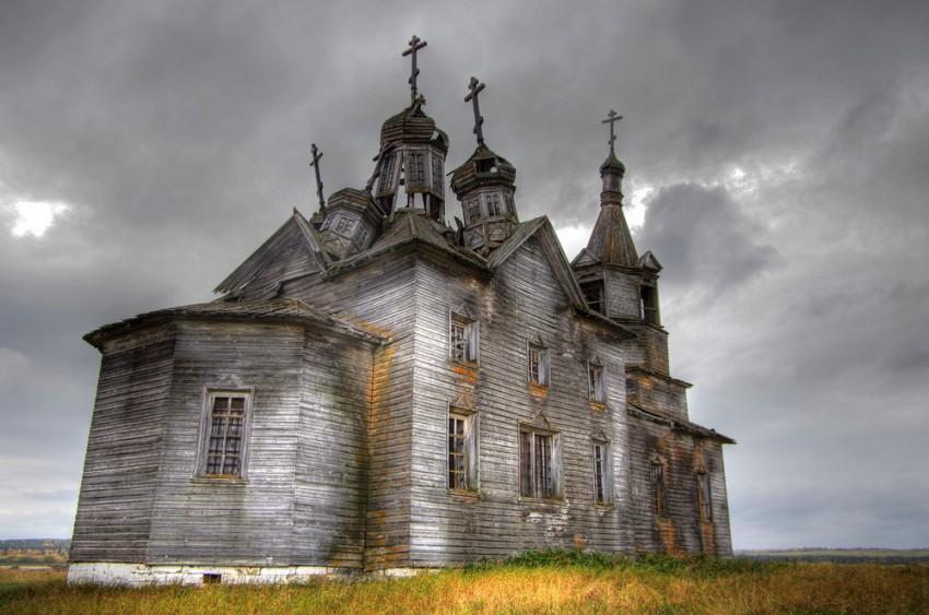 Церковь Покрова Пресвятой Богородицы, Чикинская (Перемское)