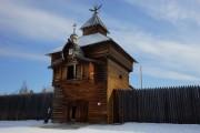 Часовня Спаса Нерукотворного Образа в Спасской башне Илимского острога - Тальцы - Иркутский район - Иркутская область